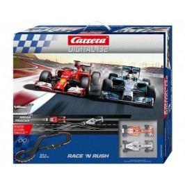 Carrera Autodráha D132 Race ´n Rush - II. jakost