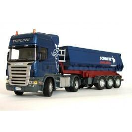 SIKU Control - RC Tahač Scania R620 se sklápěcím návěsem 1:32