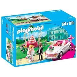 Playmobil 6871 StarterSet Svatba