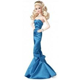 Mattel Barbie Look - modrá róba