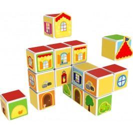 TM Toys Magicube - Sada hrady a domky