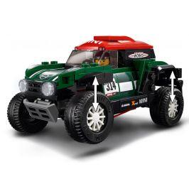 LEGO Speed Champions 75894 1967 Mini Cooper S Rally a 2018 MINI John Cooper Works Buggy - rozbaleno
