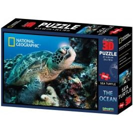 Lamps 3D Puzzle Želva 500 dílků