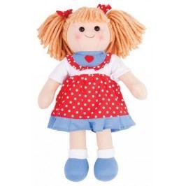 Bigjigs Toys Látková panenka Emily 35 cm