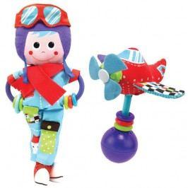 Yookidoo Pilot a letadlo