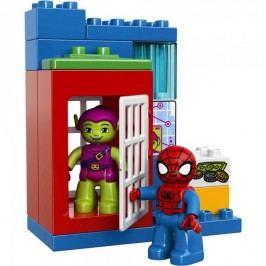 LEGO® Duplo 10608 Spidermanovo dobrodružství s pavoučím náklaďákem