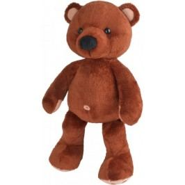 MÚ Brno Medvěd Pupík 60cm, hnědý