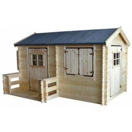CUBS Dětský dřevěný domek Eliška
