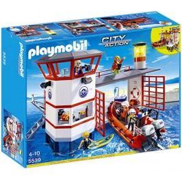 Playmobil 5539 Základna záchranářů - II. jakost