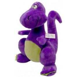 Mac Toys Plyšový fialový dinosaurus