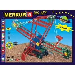 Merkur Stavebnice 5 80 modelů 767ks