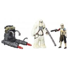 Star Wars R1 set figurek – Scarif strormtrooper a Moroff