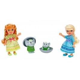 Disney Ledové království - Anna s Elsou a trolové