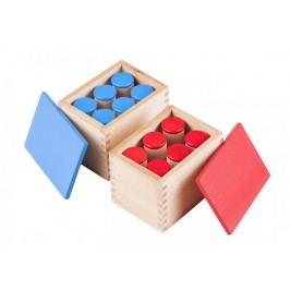 Montessori pomůcky Zvukové válečky