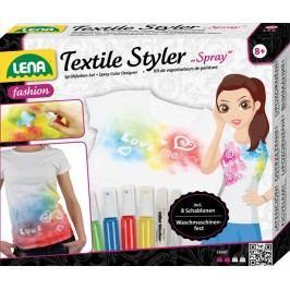 LENA Sprej na textil, šablony