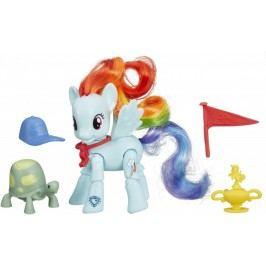 My Little Pony Poník skamarádem a doplňky – Rainbow Dash