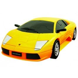 Albi 3D Puzzle auto - Lamborghi žluté