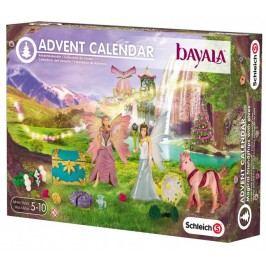 Schleich Adventní kalendář 2015 - Bayala 97050
