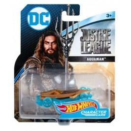 Hot Wheels DC Kultovní angličák Aquaman