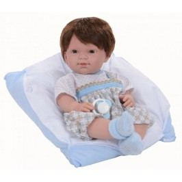 Nines panenka novorozeně Primavera 37 cm kluk