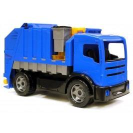 LENA Popelářské auto 2 osé, modré