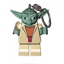 LEGO® Star Wars - Yoda svítící klíčenka