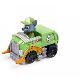 Spin Master Paw Patrol Autíčko záchranář Rocky - zelené