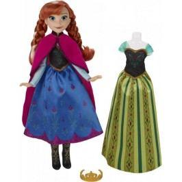 Disney Frozen panenka s náhradními šaty Anna
