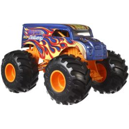 Hot Wheels Monster trucks Velký truck Dairy Delivery