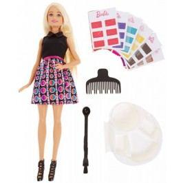 Mattel Barbie Barevný účes