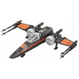 Revell Build & Play SW 06750 - Poe's X-wing Fighter (zvukové efekty)