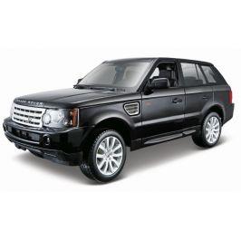 BBurago Range Rover Sport 1:18 černý