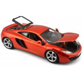 BBurago McLaren 12C 1:24 oranžové