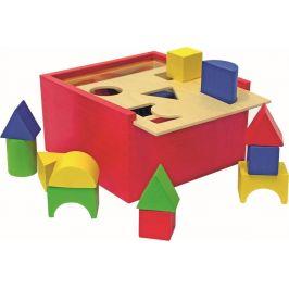 Woody Vkládací krabička - malá - rozbaleno