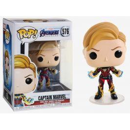 Funko POP Marvel Endgame Captain Marvel with New Hair