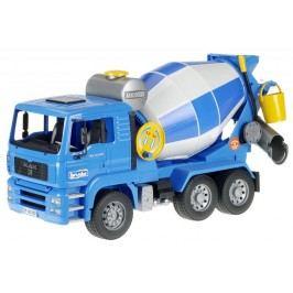 Bruder Konstrukční vozy - MAN TGA míchačka na cement 1:16