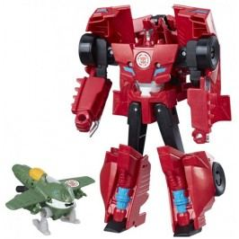 Transformers RID Kombinátor set Sideswipe