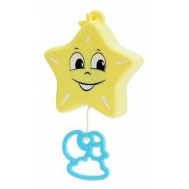 Simba Natahovací hudební hračka - hvězdička