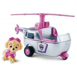 Spin Master Paw Patrol Základní vozidla s figurkou Skye