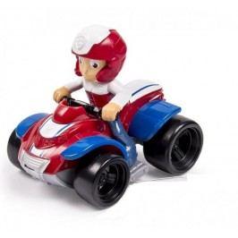 Spin Master Paw Patrol Autíčko záchranář Ryder - červeno-modré