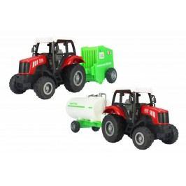 GearBox Traktory s návěsem, cisterna a balíkovač
