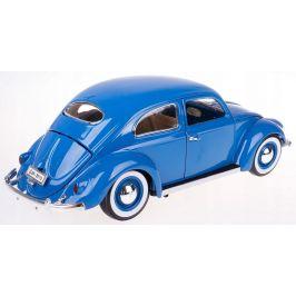 BBurago 1:18 Volkswagen Beetle 1955 modrá
