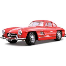 BBurago 1:18 Mercedes-Benz 300 SL(1954) červená