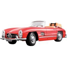 BBurago 1:18 Mercedes Benz 300 SL Touring (1957) červená