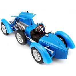 BBurago 1:18 Bugatti Type 59 modrá