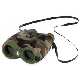 Safari Ltd. Maskovaný dalekohled se světlem a kompasem