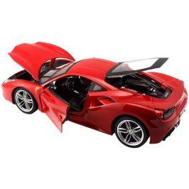 BBurago 1:18 Ferrari 488 GTB červená