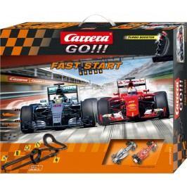 Carrera Autodráha GO Fast start