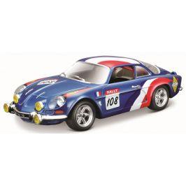 BBurago 1:24 Alpine Renault A110 1600S modrá