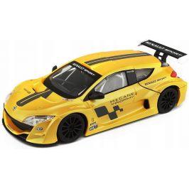 BBurago 1:24 Renault Mégane Trophy žlutá
